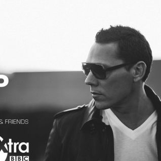 Diplo and Friends on BBC Radio 1Xtra feat Tiesto 09/22/13