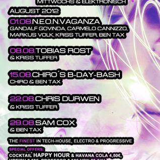 Chiro - Live@Electrovaganza 15.08.2012