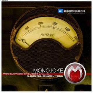 Monojoke - MistiqueMusic Showcase 061 on Digitally Imported 14.03.2013