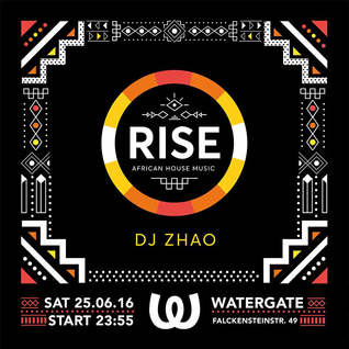 Watergate 25/06/16/2-4am