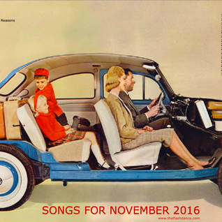 SONGS FOR NOVEMBER 2016