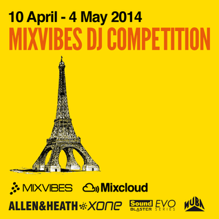 Mixvibes 2014 Dj competition (Dj Vince)
