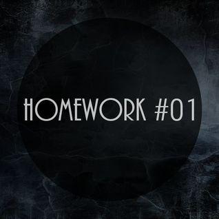 Homework #01