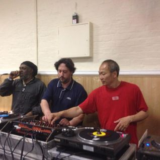 ROOTS TING & MURRAY MAN playing the Cowley Rd Carnival After-Party @ East Oxford Community Ctr. 2015