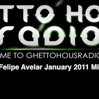 Felipe Avelar -GHR January 2011 Mix