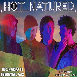 Hot Natured (Jamie Jones, Lee Foss, Ali Love and Luca C) - Essential Mix (BBC Radio 1) 26-Apr-2014