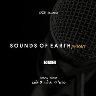 Lila D. Podcast For Sounds Of Earth MX