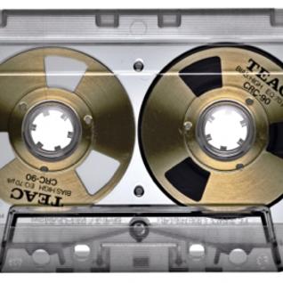 Hi-Fi Cassette 01 - DJ Felipe Venancio
