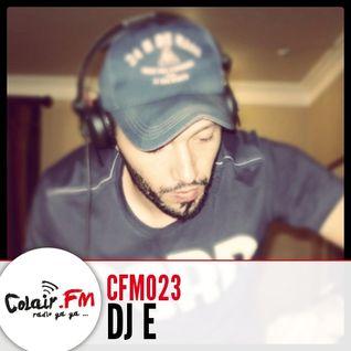 Colair.FM - 04.07.11 (guest mix by DJ E)