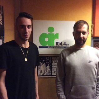 Black Athena on AIR 104.4 FM 29_11_2014 Pt.2 DJ Klose One Listening Session & Chat