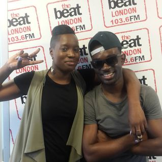 #DriveTime with @msamandastar - Special guest @Incisive1 07.07.16