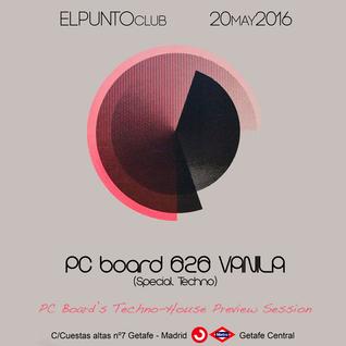 DJ PC Board - El Punto Club Fiestas '16 (Tech-House Preview)