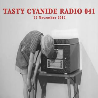 Mad EP - Tasty Cyanide Radio #041 - Sub.FM