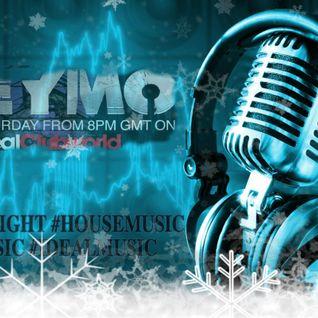 TheWeymo IdealClubWorldRadio 05-12-15