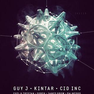 Cid Inc - Live @ Akvarium (Budapest, Hungary) - 15.11.2014