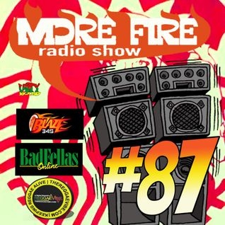 More Fire Radio Show #87 Week of Feb 1 2016 with Crossfire from Unity Sound