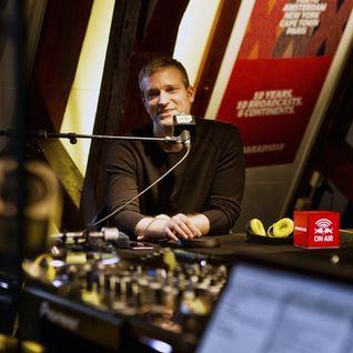 Best of ADE 2015 - 10 - Ben Klock (Ostgut Ton) @ RBMA Radio Pop Up Studio - Amsterdam (17.10.2015)
