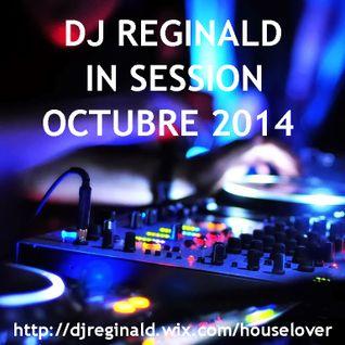 Dj Reginald - Session Octubre 2014