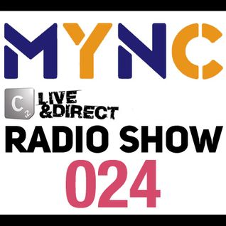 MYNC presents Cr2 Records Radio Show 024 [02/09/11]