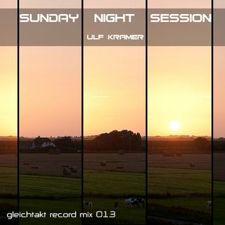 [GTMix013] Ulf Kramer - Sunday Night Session