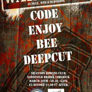 Deepcut & Bee Live @ Wardance 9 - March 28th 2015