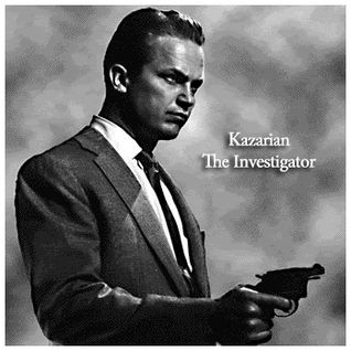 Kazarian - The Investigator (Live At City Space 2013)