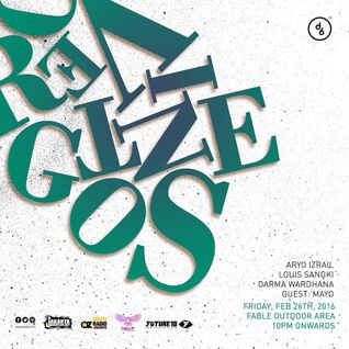 DSIX Concepts pres. NITEGROOVES at Fable ( 26-2-2016 with Aryo Izrail / Darma Wardhana / Mayo ) Pt.1