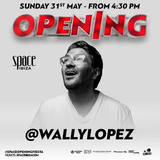 Wally Lopez@Space Ibiza Opening Fiesta 2015