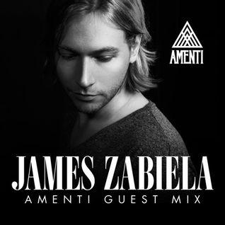 James Zabiela - Amenti Guest Mix (November 2015)
