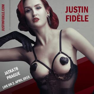 Justin Fidèle - Live at Jatka78 (Prague) on 02.04.2015