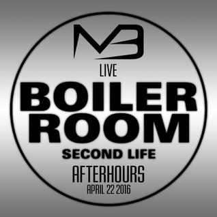 LIVE at Boiler Room SL Afterhours