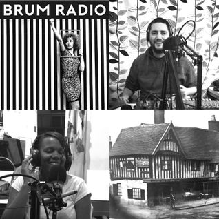 #BrumHour ft Alex Powell from the Old Crown & Karen Blanchette (23/08/2016)