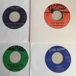 One More Chance 45 Mix Sweet Northern Crossover Soul