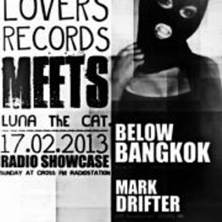 "Underground Lovers Records  meets Luna The Cat ""Radio Showcase"" with Mark Drifter (Inner Sound, 201"