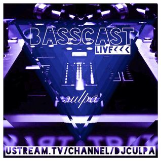 BASSCAST live (USTREAM 04/01/15)