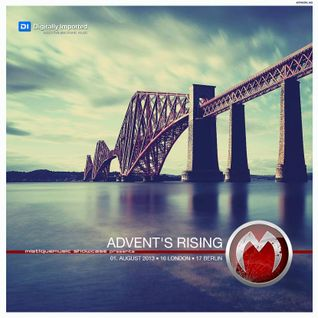 Advent's Rising - MistiqueMusic showcase 081 on Digitally Imported