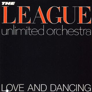 Human League - The League Unlimited Orchestra Album  (remixed instrumental versions) 1982