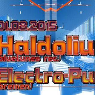 TRAUMWELTEN ૐ • UMSONST & DRAUSSEN + AFTERSHOWPARTY • HALDOLIUM LIVE