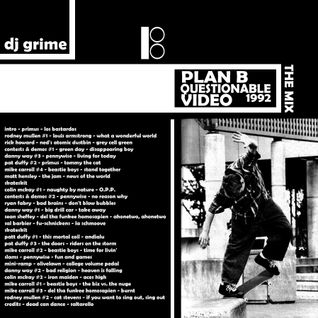 dj grime -Plan B Questionable video the mix-