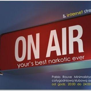 MM.13 @ Minimalistyczni_E Radio Show 103.6 FM