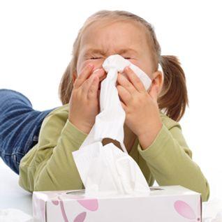 En invierno, cómo prevenir las alergias en los niños
