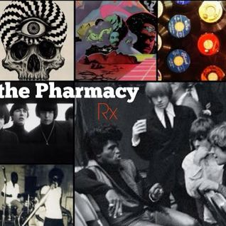 The Pharmacy Radio Ep 4.5 (Lost Live Music Episode) . . .