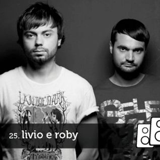 Soundwall Podcast 25 : Livio & Roby