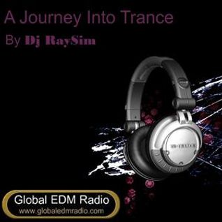 Dj RaySim Pres. A Journey Into Trance Episodes 12 (29-6-13)