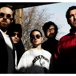 Hot Chip Live From Celebrate Brooklyn (07-19-2012)
