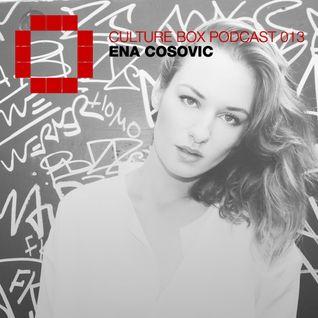 Culture Box Podcast 013 - Ena Cosovic