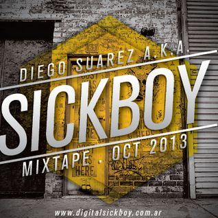 Digital SickBoy Mixtape [Oct 2013]