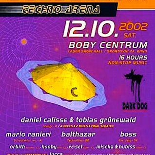 Mario Ranieri @ Colosseum 01 (12.10.2002)