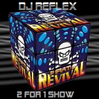Dj Reflex 1st 2For1 Show on Pirate Revival 24,10,2014