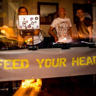 Feed Your Head with The Hutchinson Brothers - Treasure Hunting Vol 2. Special Sun 17th Nov